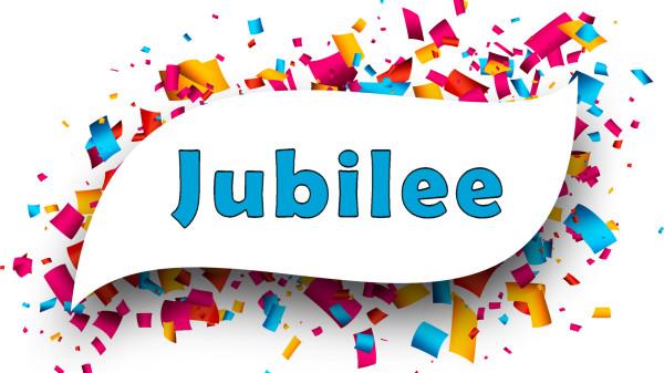 Text: Jubilee