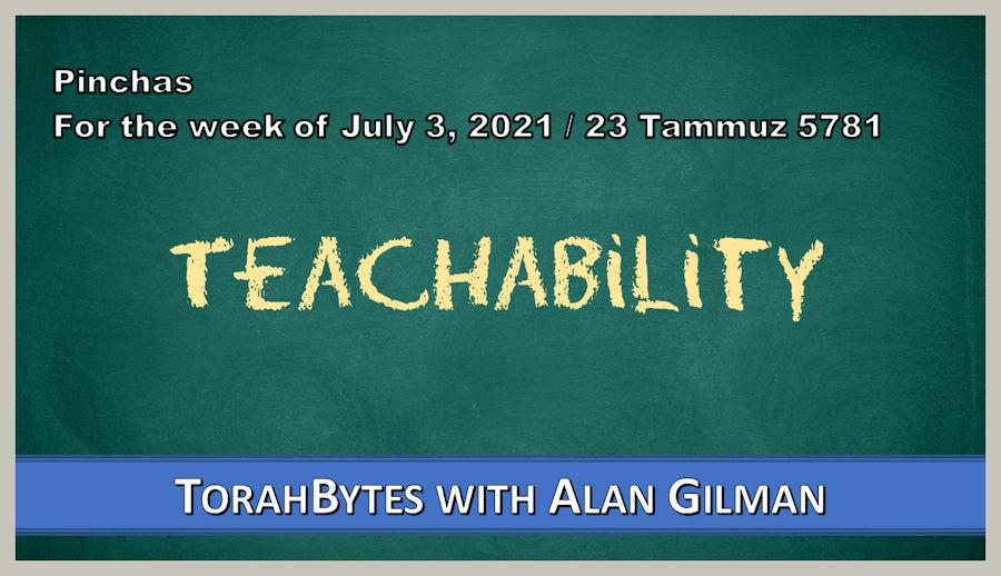 "The word ""teachability"" written on a green board"