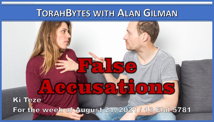 Husband accusing wife